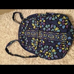 super cute small vera bradly backpack